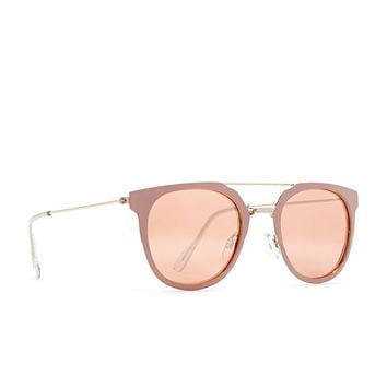 Enamel Aviator Sunglasses
