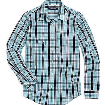 Classic Check Sport Shirt - Brooks Brothers
