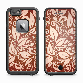 Victorian Floral Wallpaper Skin for the Apple iPhone LifeProof Fre Case