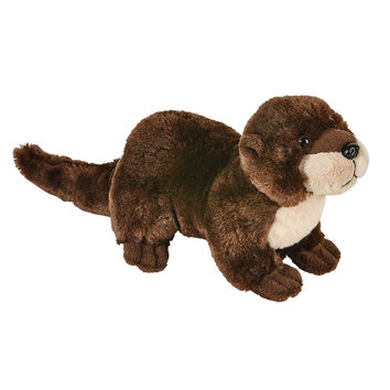 Otter Baby Plush Toy