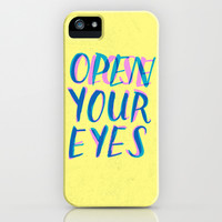 Abre/Cierra iPhone & iPod Case by Josh LaFayette | Society6