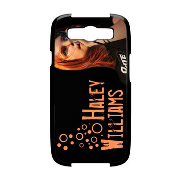 Hayley Williams Paramore Celebrity Samsung Galaxy S3 Case