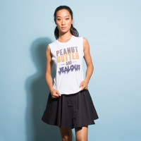 Peanut Butter and Jealous Muscle Tee