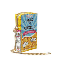 KITSCH SMACK N CHEESE CROSSBODY: Betsey Johnson