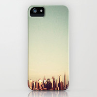new york iPhone Case by ALEXIS  | Society6