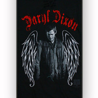The Walking Dead Daryl Dixon Wing for iPhone 4/4S Case **