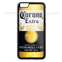 CORONA Extra Beer iPhone Samsung 5 5s 6 6s 7 8 X Plus SE Edge Hard Plastic Case