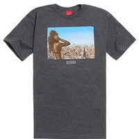 Visual by Van Styles Composition T-Shirt - Mens Tee - Black