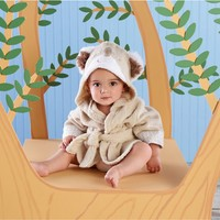 Adorable Baby Spa Robe (Monogram Available) - Koala