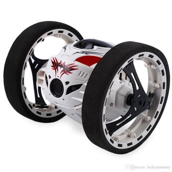 LED Light Remote Control Robot Car Toys