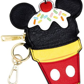 Mickey Mouse Ice Cream Coin Purse by Loungefly