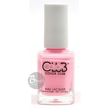 Color Club Nail Lacquer # AN31, Feathered Hair Out To There, 0.5 oz