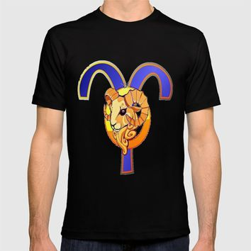 aries T-shirt by Girly Inspired Gifts