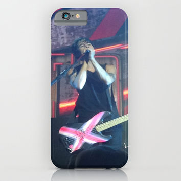 Calum Hood Concert  iPhone & iPod Case by fivesos