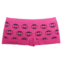 Batman™ Symbol Seamless Boyshorts | Wet Seal