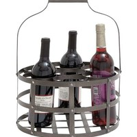 A.M.B. Furniture & Design :: Accessories :: Misc. Accessories :: Elegant Metal Wine Holder