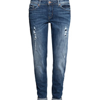 Boyfriend Skinny Jeans - from H&M