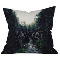 DENY Designs Wanderlust 1 Throw Pillow