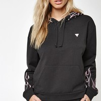 Guess x PacSun Flames Pullover Hoodie at PacSun.com
