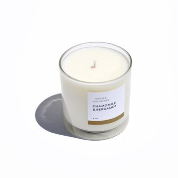 Birch & Goldberry Chamomile & Bergamot Candle