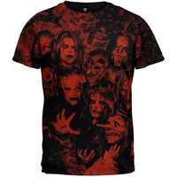 Slipknot - Thorns All-Over T-Shirt