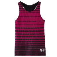 Under Armour Girls' Pre-School UA Seamless Yarn-Dye Tank