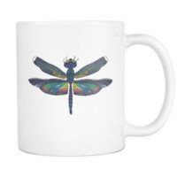Coffee Mug Dragonfly