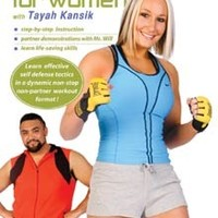 """""""Self Defense for Women, with Tayah Kansik - Techniques & Workout"""" DVD"""