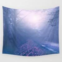 Pastel vibes 05 Wall Tapestry by Viviana Gonzalez