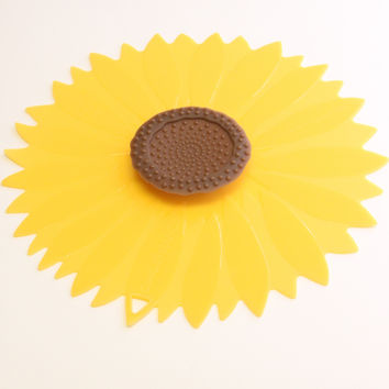 Charles Viancin 1101 Sunflower Lid, Large