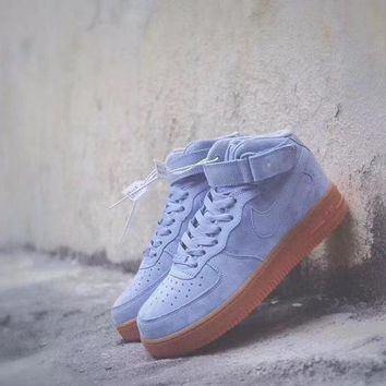 Nike Air Force 1 '07 Suede High Top AA0287-001