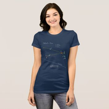 Constellation ARIES unique, sublime T-Shirt
