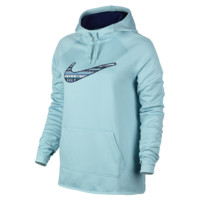 Nike All Time 8 Bit Pullover Women's Training Hoodie