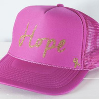 BREAST CANCER AWARENESS- HOPE