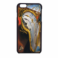Salvador Dali Soft Watch Melting Clock iPhone 6 Case