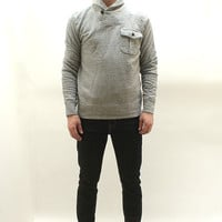 Smith French Terry Shawl Pullover