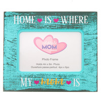 Home is Where My Mom Is Photo Frame