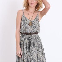 In My Pocket Belted Dress - $40.00 : ThreadSence.com, Your Spot For Indie Clothing & Indie Urban Culture