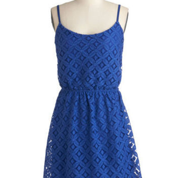 How Blueberry Kind Dress | Mod Retro Vintage Dresses | ModCloth.com