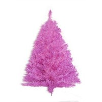 3' Orchid Pink Cedar Pine Artificial Christmas Wall Tree - Unlit 30789768 | ChristmasCentral