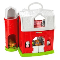 Little People® Animal Friends Farm - Shop Little People Toddler Toys | Fisher-Price