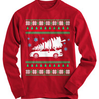 Subaru Ugly Christmas Sweater