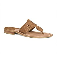 Willow Sandal in Oak by Jack Rogers - FINAL SALE