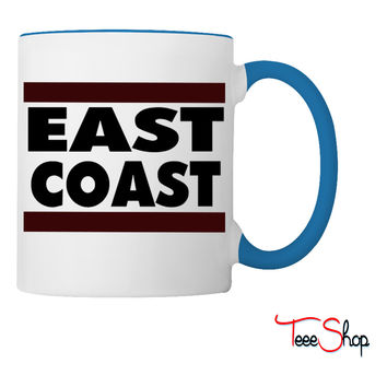 EAST COAST Coffee & Tea Mug
