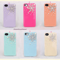iPhone 5 Case iPhone 4 case Snow iphone 4s by iphone5caseiphone4