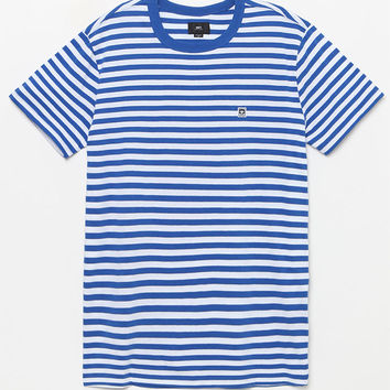 OBEY Eighty Nine Icon Striped T-Shirt at PacSun.com