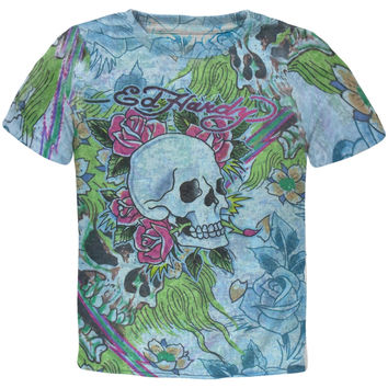 Ed Hardy - Skull Girls Juvy T-Shirt