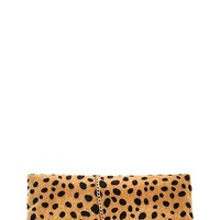 Leopard Party Clutch