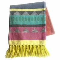 Boho Print Throw Multi-colored - Threshold™