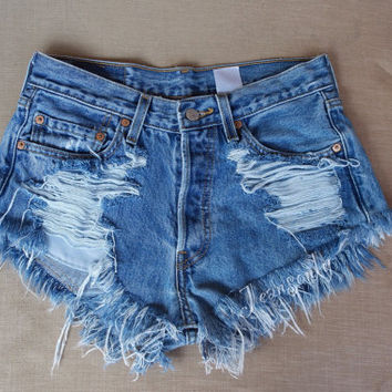 Levi High waisted shorts from jeansonly | High waisted shorts